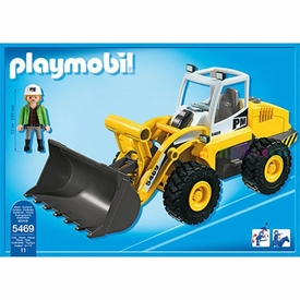 Playmobil City Action Set #5469 Large Front Loader Pre-Order ships August