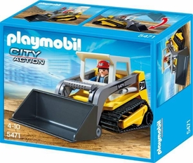 Playmobil City Action Set #5471 Compact Excavator New!