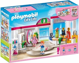 Playmobil City Life Set #5486 Clothing Boutique