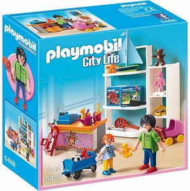 Playmobil City Life Set #5488 Toy Shop