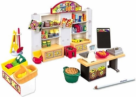 Playmobil City Life Set #7777 Store Accessories