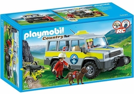 Playmobil Country Set #5427 Mountain Rescue Truck