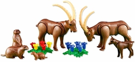 Playmobil Country Set #6318 Alpine Animals