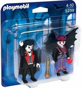 Playmobil Dragon Land Set #5239 Duo Pack Vampires