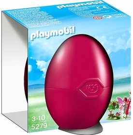 Playmobil Egg Set #5279 Flower Fairy with Enchanted Tree