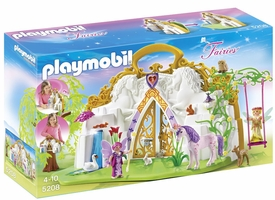 Playmobil Fairies Set #5208 Take Along Unicorn Fairy Land New!