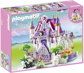 Playmobil Fairies Set #5474 Unicorn Jewel Castle New!