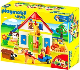 Playmobil Farm Set #6750 Large Farm