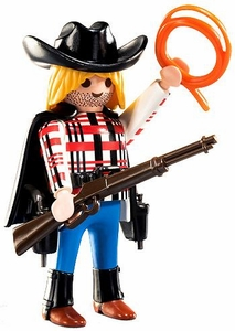Playmobil Fi?ures Series 6 LOOSE Mini Figure Cowboy