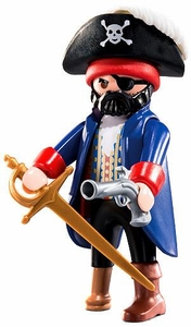 Playmobil Fi?ures Series 6 LOOSE Mini Figure Pirate