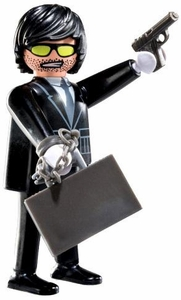Playmobil Fi?ures Series 6 LOOSE Mini Figure Secret Agent