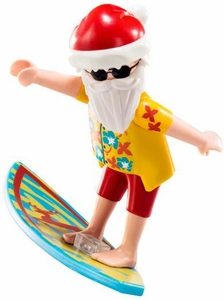 Playmobil Fi?ures Series 6 LOOSE Mini Figure Summer-Time Santa