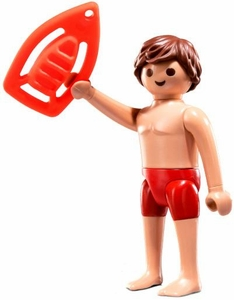 Playmobil Fi?ures Series 6 LOOSE Mini Figure Swimmer