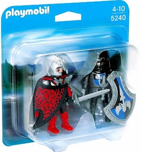 Playmobil Knights Set #5240 Duo Pack Knights Duel