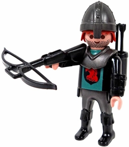 Playmobil LOOSE Mini Figure Falcon Knight with Falcon Knight with Crossbow