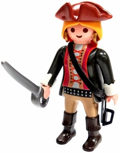 Playmobil LOOSE Mini Figure Female Pirate with Cutlass