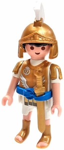 Playmobil LOOSE Mini Figure Roman Centurian with Golden Gladius