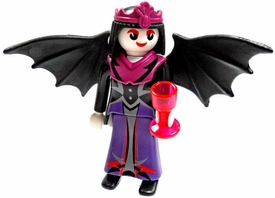 Playmobil LOOSE Mini Figure Vampire Lady with Goblet