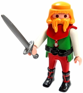 Playmobil LOOSE Mini Figure Viking Hersir [Version 1]