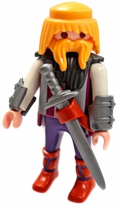 Playmobil LOOSE Mini Figure Viking Hersir [Version 3]