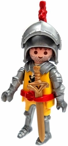 Playmobil LOOSE Mini Figure Yellow Lion Knight Hero