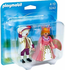 Playmobil Princess Set #5242 Duo Pack Duke and Duchess