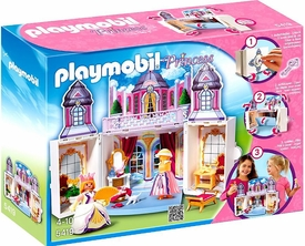 Playmobil Princess Set #5419 My Secret Play Box Princess Castle