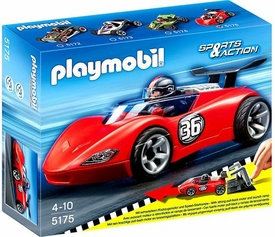 Playmobil Sports & Action Set #5175 Sports Car