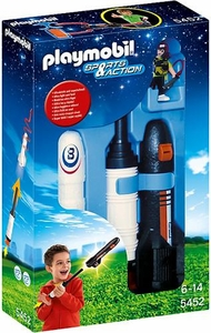 Playmobil Sports & Action Set #5452 Power Rockets
