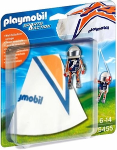 Playmobil Sports & Action Set #5455 Parachutist Rick