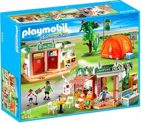 Playmobil Summer FunSet #5432 Camp Site