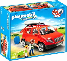 Playmobil Summer FunSet #5436 Family SUV