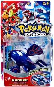 Pokemon Advanced Generation Action Figure Kyogre
