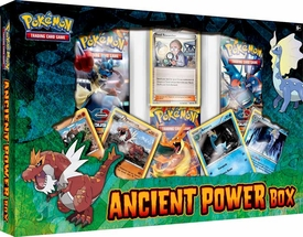 Pokemon Ancient Power Box New!