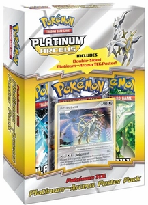 Pokemon Arceus (PL4) Poster Box