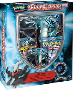 Pokemon Black & White Team Plasma Box [3 Booster Packs]