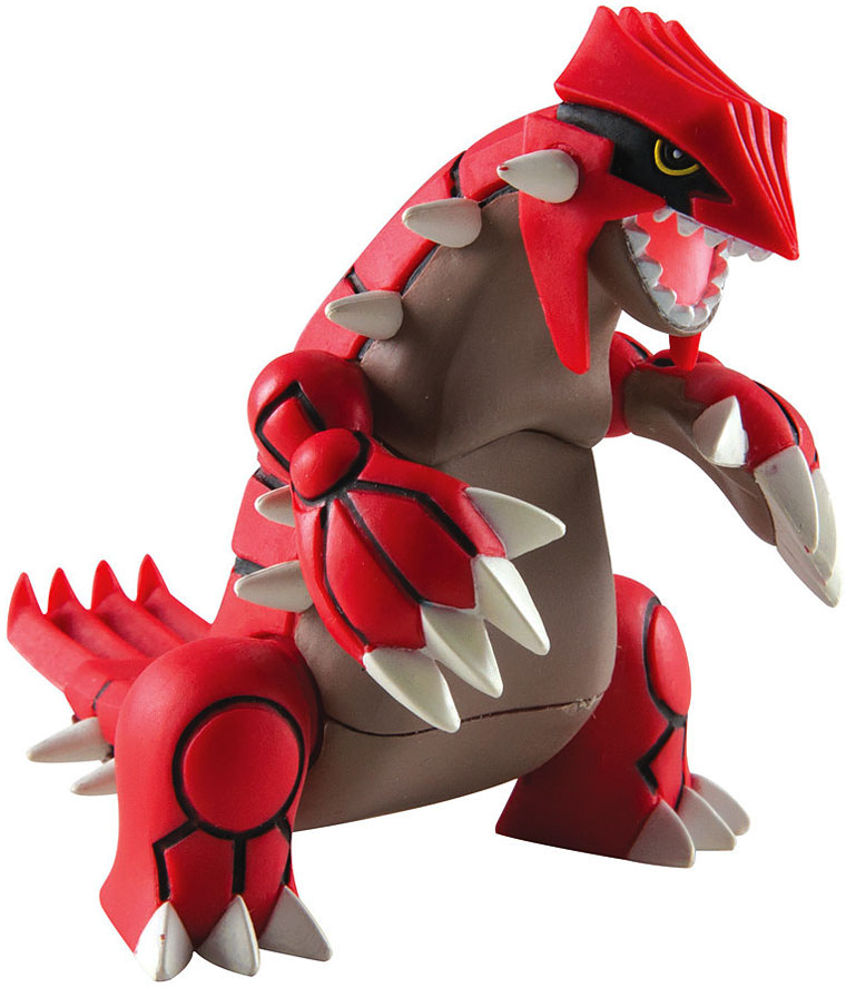 legendary pokemon groudon - photo #6