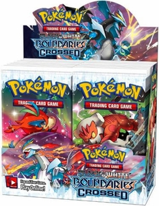 Pokemon Boundaries Crossed (BW7) Booster BOX [36 Packs]