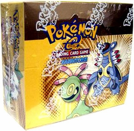 Pokemon EX Sandstorm Booster BOX [36 Packs]