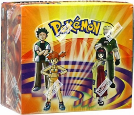 Pokemon Card Game Gym Heroes Booster Box [36 Packs]