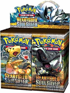 Pokemon HeartGold & SoulSilver (HS1) Booster BOX [36 Packs]