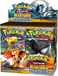 Pokemon Card Game HeartGold & SoulSilver (HS1) Booster Box [36 Packs]