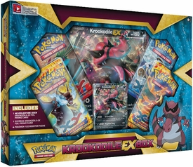 Pokemon Krookodile-EX Box New!
