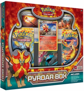 Pokemon Pyroar Box New!