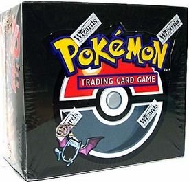 Pokemon Card Game Team Rocket Booster Box [36 Packs]
