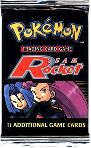 Pokemon Team Rocket Booster Pack