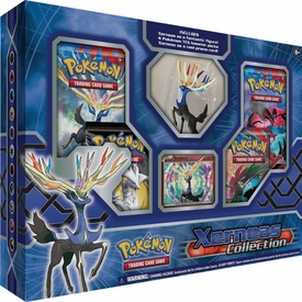 Pokemon Card Game XY Collection Xerneas New!