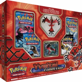 Pokemon Card Game X & Y Collection Yveltel New!