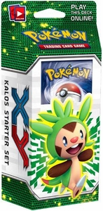 Pokemon XY Kalos Starter Deck Chespin