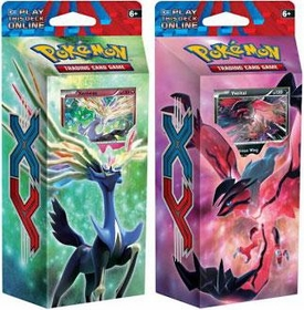 Pokemon XY Set of Both Decks [Xerneas & Yveltal]
